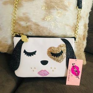 Adorable Betsey Johnson Crossbody Bag